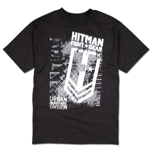 Throwdown Urban Hitman Tee
